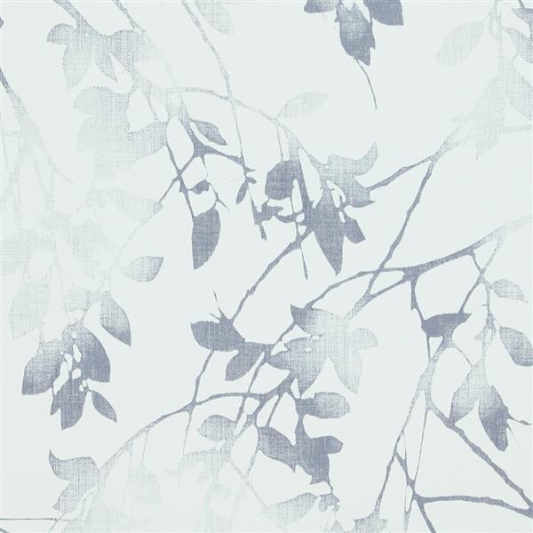 Walls Republic White/Navy Luxury Autumn Birch Wallpaper 21-in