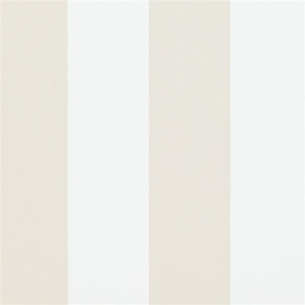 Walls Republic Textured Stripped 57 sq ft Beige Unpasted Wallpaper