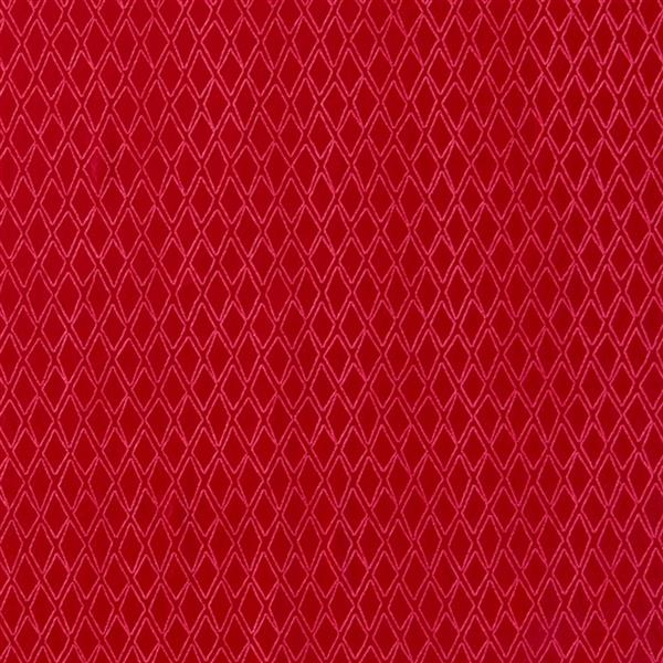 Walls Republic Red Geometric Non-Woven Paste The Wall Geometric Diamond Wallpaper