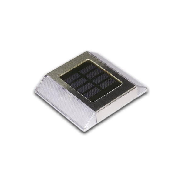Classy Caps Stainless Steel Solar Motion Sensor Security Light