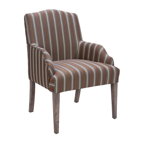 Homelegance Euro Casual Traditional Light Brown Arm Chairs (Set of 2)