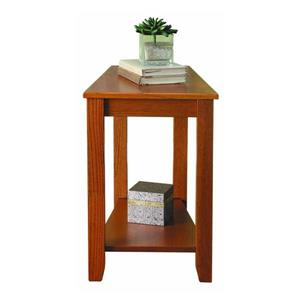 Homelegance Elwell Oak Composite Casual End Table
