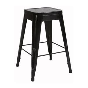 Homelegance Amara Black Counter Stools (Set of 4)