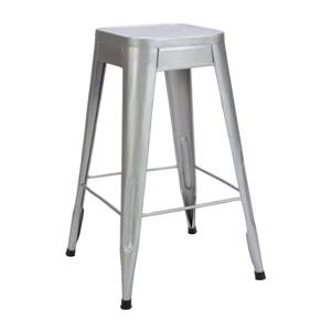 Homelegance Amara Silver Barstools (Set of 4)