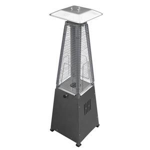AZ Patio Heater 9500-BTU Stainless Steel Tabletop Liquid Propane Patio Heater