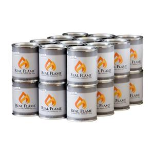 Real Flame Gel Fuel - 13 oz - 24 Pack
