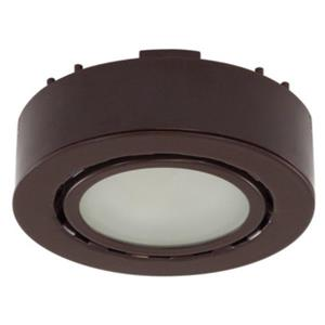 Liteline Corporation 4K 12V 2W Brown LED Single Puck Light
