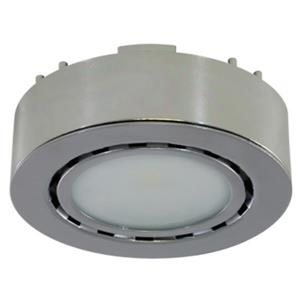 Liteline Corporation 4K 12V 2W Crome LED Single Puck Light