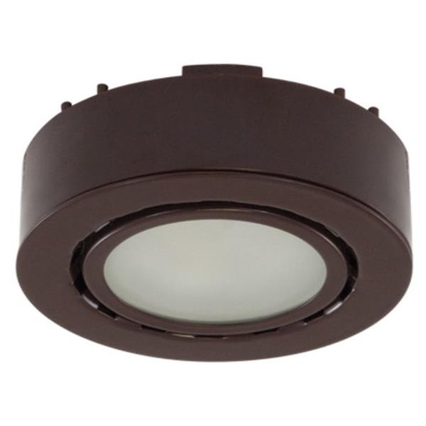 Liteline Corporation 3K 12V 2W Brown LED Single Puck Light