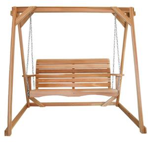 All Things Cedar  4-ft Natural Swing