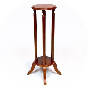 All Things Cedar 32-In x 16-In Cherry Plant Stand