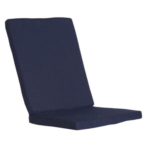 Coussin pour chaise longue, Marine
