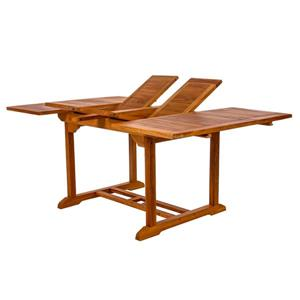 All Things Cedar 5-Piece Teak Dining Set