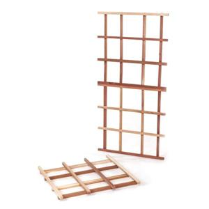 All Things Cedar Natural Cedar Trellis