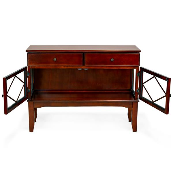 Buffet en bois All Things Cedar, Cerise, 40""