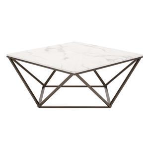 Table basse Tintern, carré, 36