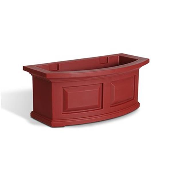 Mayne Nantucket Window Box - Red
