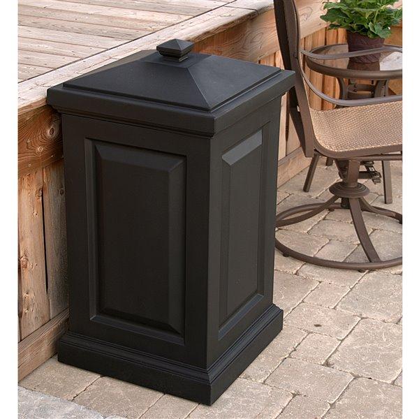 Mayne Berkshire Storage Bin - Black