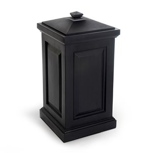 Mayne Berkshire Storage Bin - Black