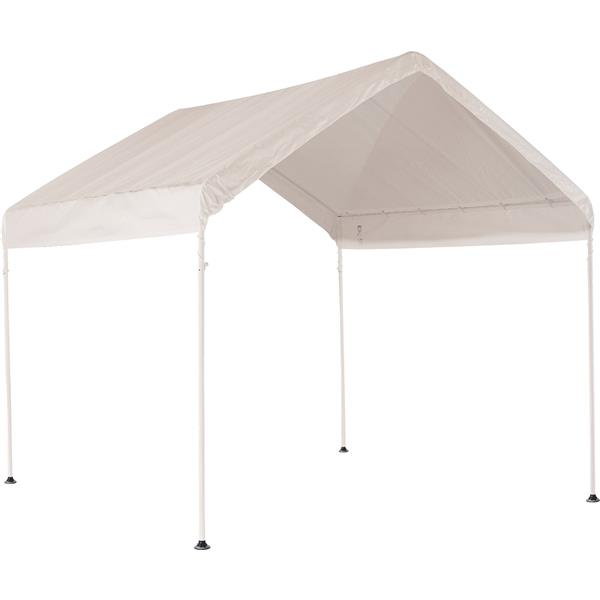 ShelterLogic MaxAP® Compact Canopy - 10-ft x 10-ft - White