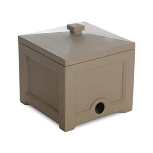 Mayne Fairfield Garden Hose Bin - Clay