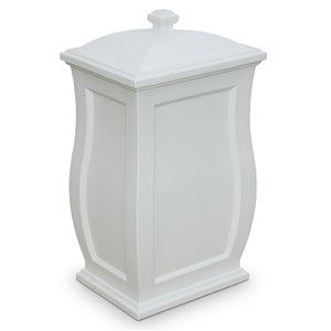Mayne Mansfield Storage Bin - White