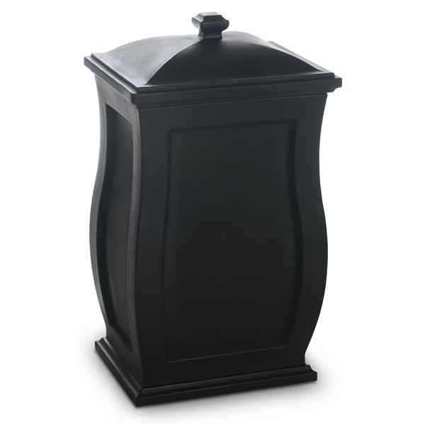 Mayne Mansfield Storage Bin - Black