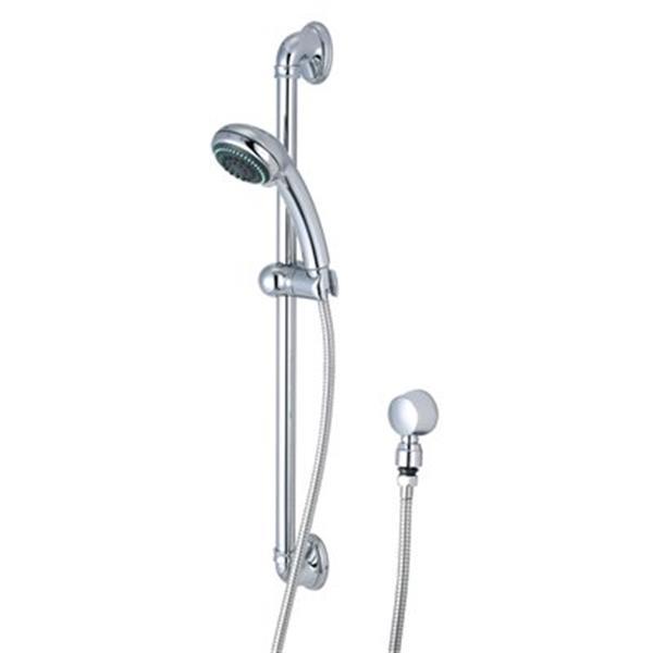 Olympia Faucet ELITE Chrome Faucet Handshower Set