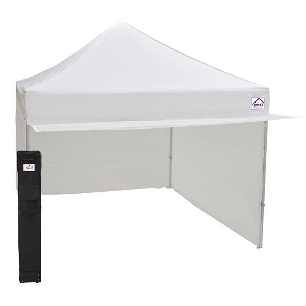 Impact Canopies Canada ALUMIXKIT 10-ft x 10-ft White Instant Canopy Kit