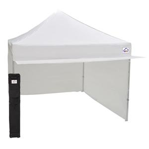 Impact Canopies Canada ALUMIXKIT 10-ft x 10-ft White Instant Canopy Kit