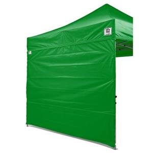 Impact Canopies Canada 10-ft x 10-ft Green Full Sidewall Canopy Kit