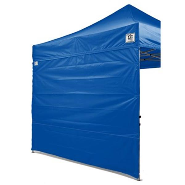 Impact Canopies Canada 10-ft x 10-ft Blue Full Sidewall Canopy Kit