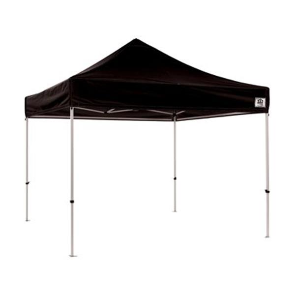 Traditional Instant Canopy Kit - 10' x 10' - Black