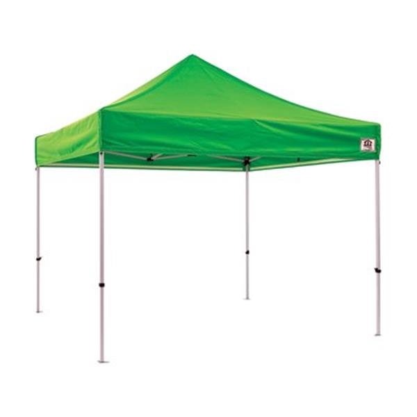 Auvent traditionnel, 10' x 10', vert de Impact Canopies
