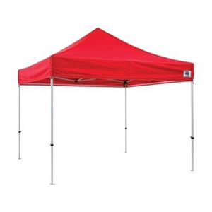 Impact Canopies Canada 10-ft x 10-ft Red Traditional Instant Canopy Kit