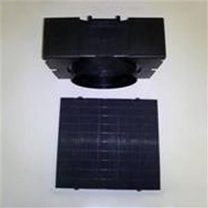 Arda Black Recirculating Kit 600 CFM Blower