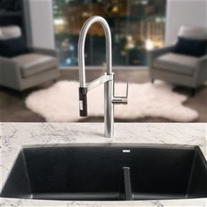 Blanco Stainless Steel Kitchen Faucet