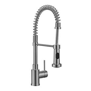Blanco Diva Stainless Steel Kitchen Faucet