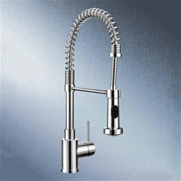 Blanco Diva Chrome Kitchen Faucet