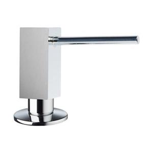 Blanco SOP Quadris ll 3.5-in Polished Chrome Single Hole Soap Dispenser