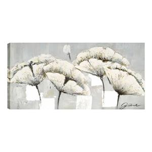 ArtMaison Canada Leaning Arrangement 24-in x 47-in Canvas Art