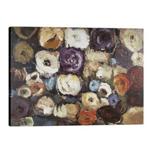 ArtMaison Canada Color Blossoms 30-in x 40-in Canvas Art