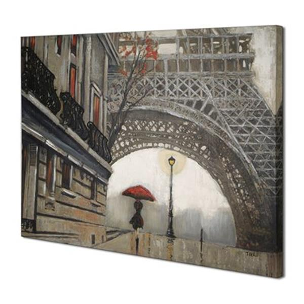 ArtMaison Canada Going Out 30-in x 40-in Canvas Art