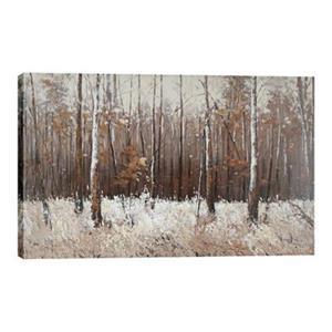 ArtMaison Canada Prairie's Edge 40-in x 60-in Canvas Art