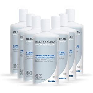 BLANCO Canada BlancoClean Stainless Steel Sink Cleaner (12-Pack)