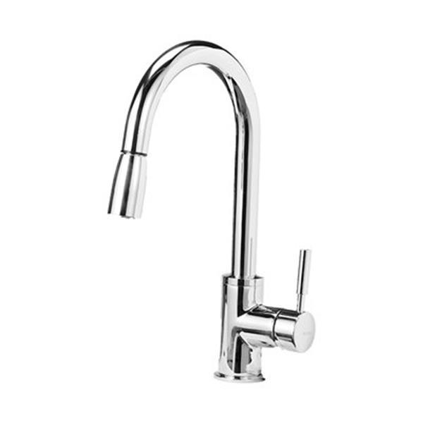 Blanco Sonoma Pull Down Chrome Kitchen Faucet