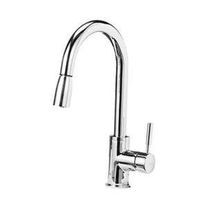 BLANCO Canada Sonoma Pull Down Chrome Kitchen Faucet