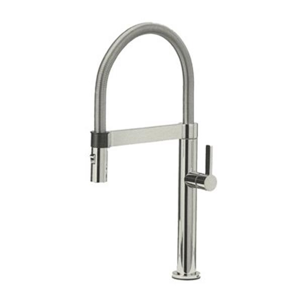 Blanco Culina Mini Stainless Steel Kitchen Faucet