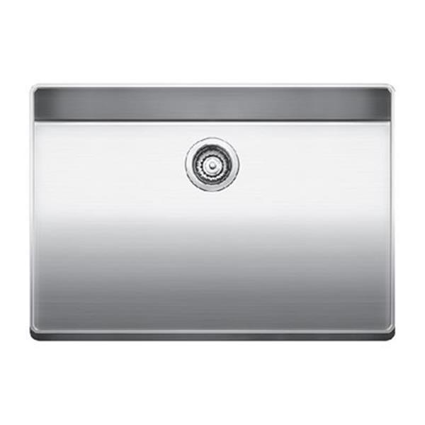 Blanco Steel 17.75-in x 26.75 Attika Sink