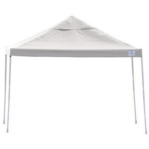 ShelterLogic Pop-Up Canopy HD® Straight Leg - 12-ft x 12-ft - White